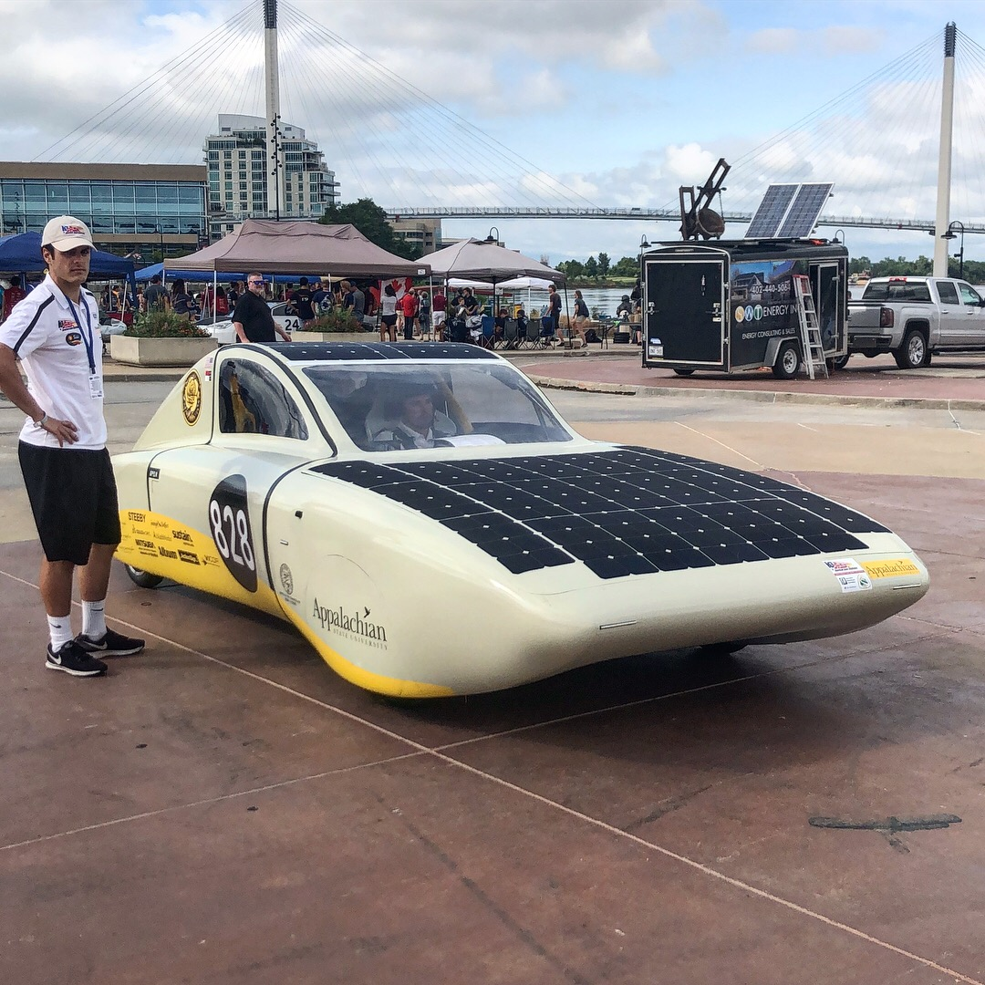 Asc 2018 Team Sunergy Appalachian State University Wiring Solutions Ltd Upon Looking The Weather As We Are Very Used To Doing By Now Saw That Heavy Rainfall Was Expected In Fact A Flood Warning Issued From